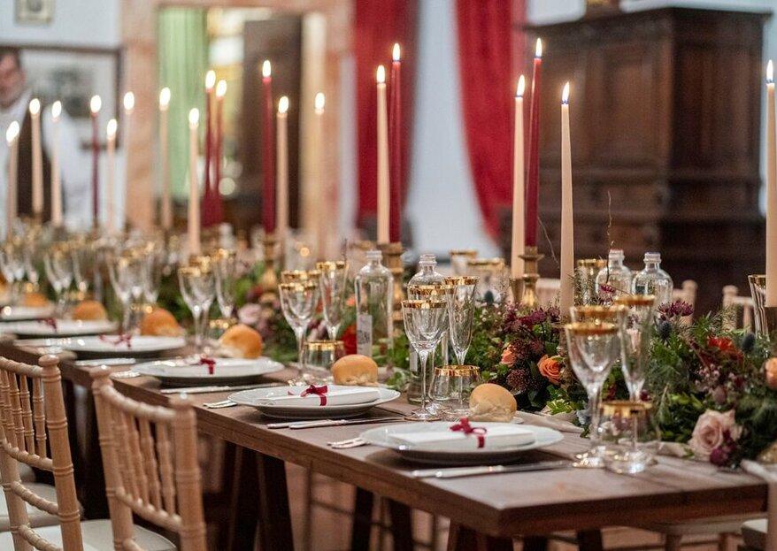 Bardelli Events & Wedding Banqueting: lusso e bontà per il tuo grande giorno!