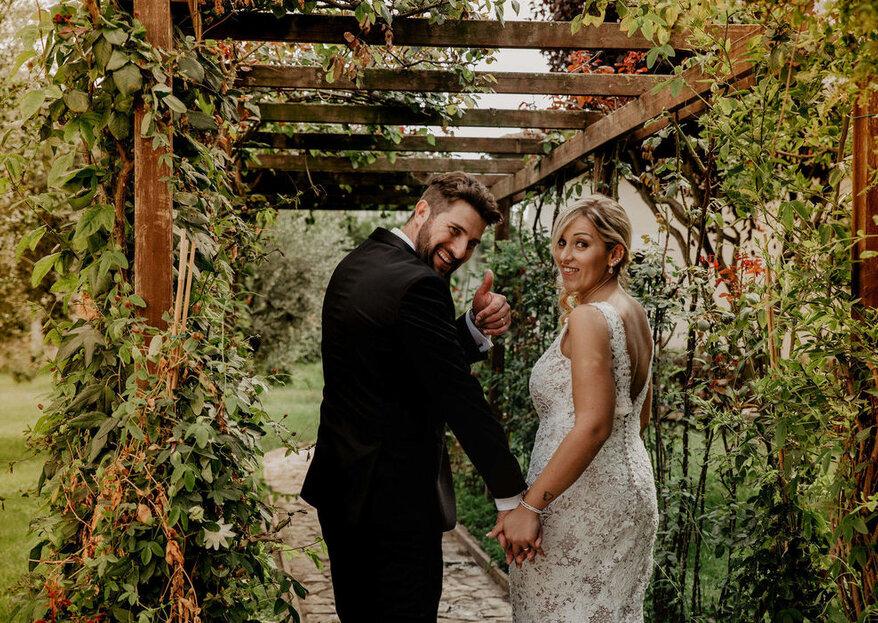 Il matrimonio, il giorno tanto atteso... seguite questi preziosi consigli per renderlo perfetto per voi!