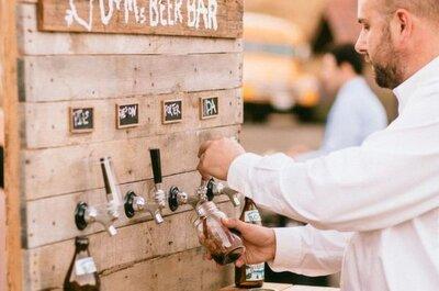 Bar de Cervejas: artesanais, gourmet e fresquinhas!