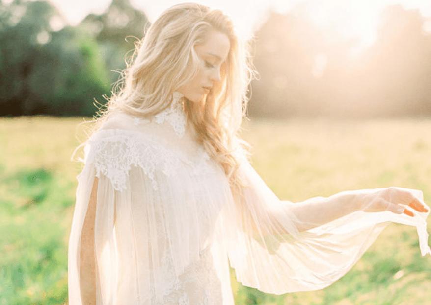 Robe, accessoires, mise en beauté : ne laissez rien au hasard pour être une mariée resplendissante
