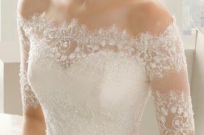Brautkleider der neuen Kollektion Two 2015 von Rosa Clará
