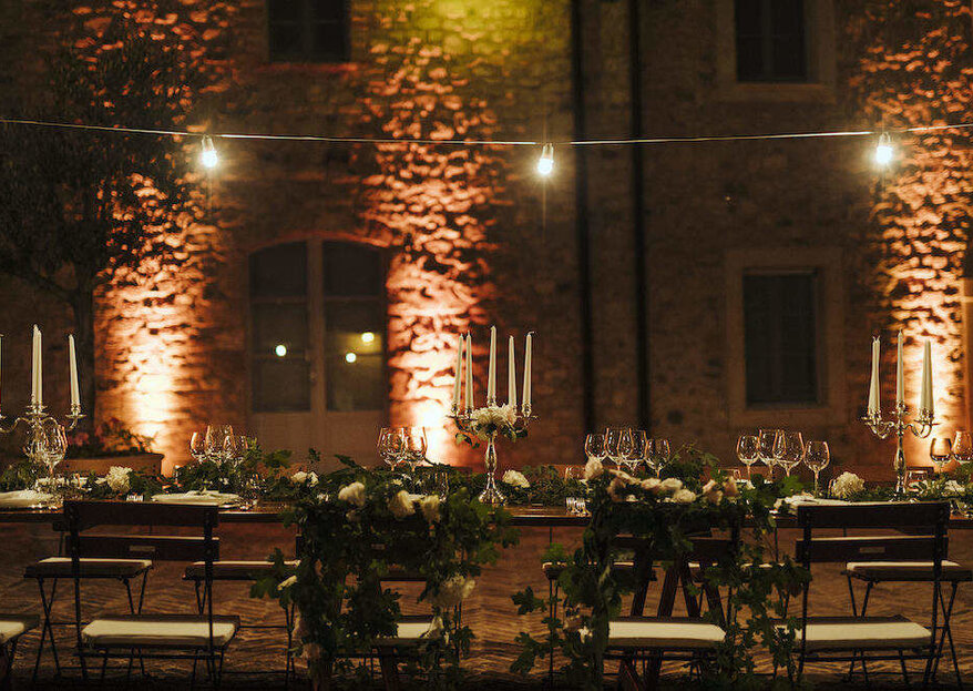 Italy's Calling: See The Hottest Places To Get Married This Year