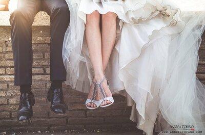 In cerca di un outfit nuziale perfetto dalla testa... ai piedi? Ecco le dritte di Zalando per la scelta delle scarpe per la sposa e le sue invitate