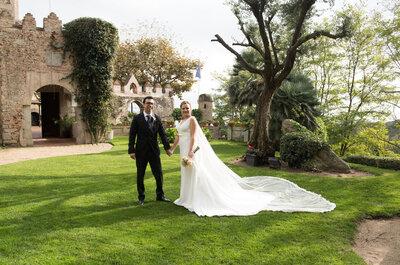 ¡Vivimos la magia!: la boda de Luis y Nuria