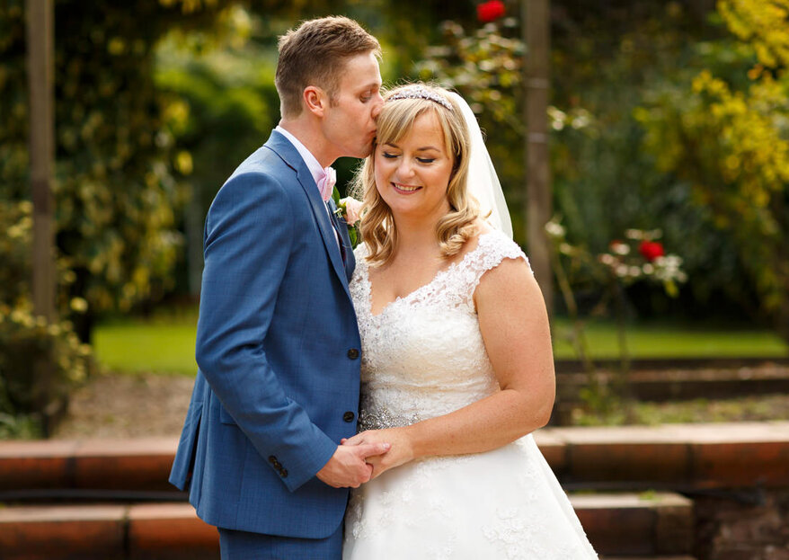 Helen and Robert's Countryside Wedding in Delamere