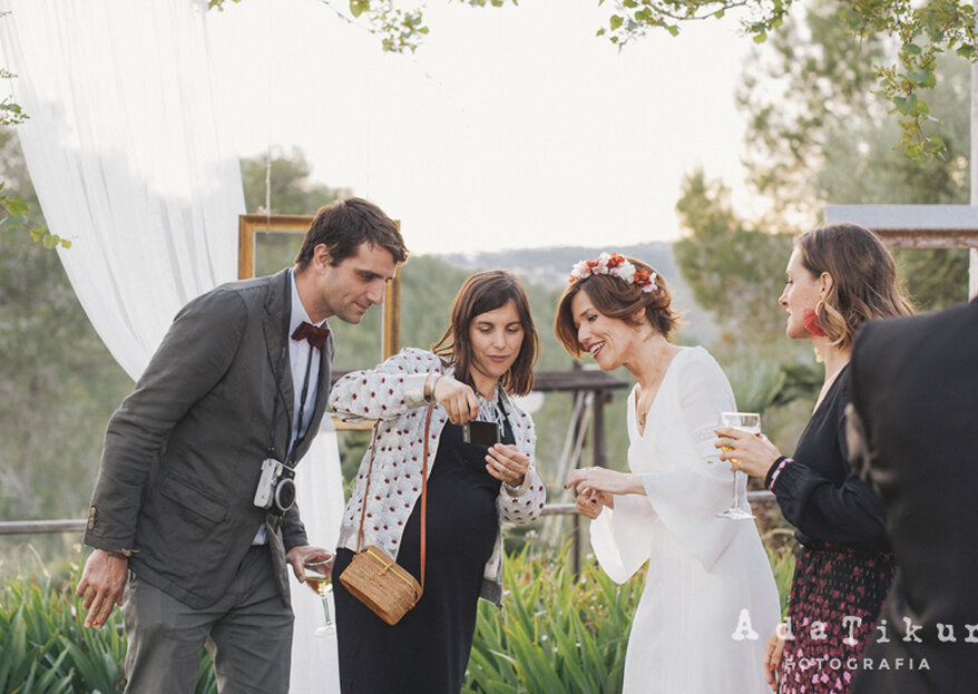 Cómo organizar una boda al aire libre en 5 pasos