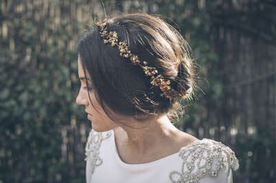 Discover just how many bridal hair styles there are for 2016, transforming you into a dazzling bridal queen