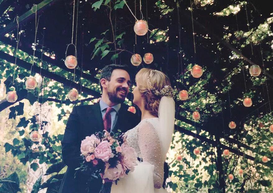 Dejad el vídeo de vuestra boda en manos de Memento Enlaces y acertaréis de pleno