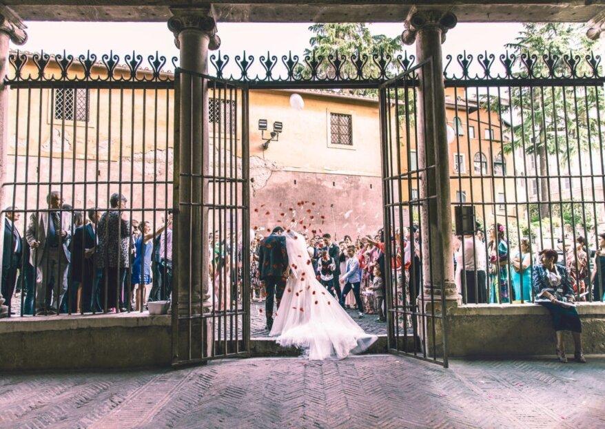 Pietro Piacenti: racconta l'emozione che regna in quel giorno nel cuore degli sposi