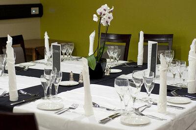 Ventajas y desventajas de festejar tu boda con pocos invitados