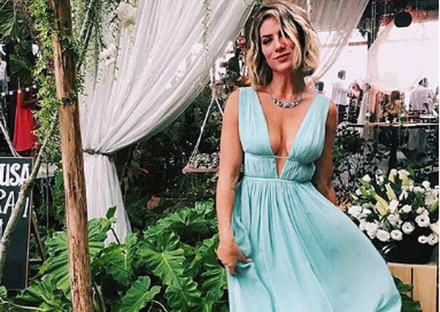 Inspiração para convidadas 2018: 5 looks de festa de Giovanna Ewbank