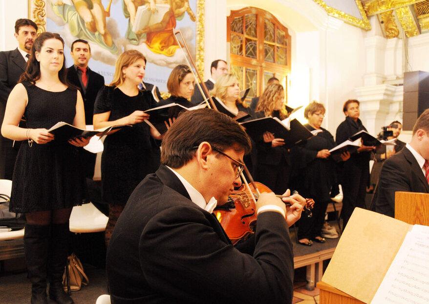 Carla Coral e Orquestra: Música de extrema qualidade para abrilhantar ainda mais o seu casamento inesquecível!
