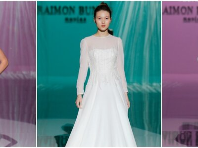Suknie ślubne Raimon Bundó 2018: zainspiruj się najbardziej wyjątkowymi wzorami!