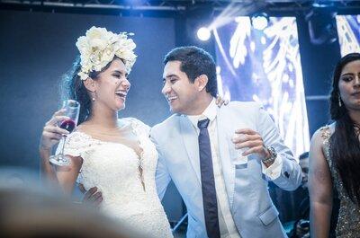 DJ para bodas en Bogotá: ¡Los mejores para tu celebración!