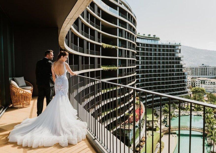 Hotel Savoy Palace: elegância e glamour 5 estrelas num casamento de luxo