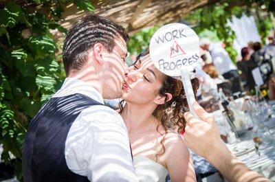 Como arruinar um casamento em apenas 1 minuto: 10 imprevistos previsíveis...