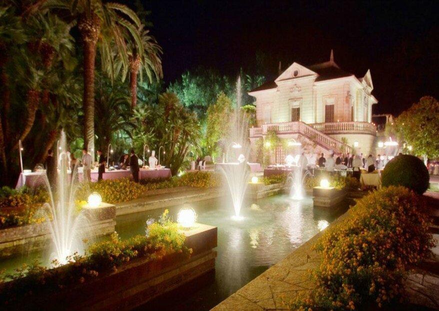 Villa Vergine: un'azienda multiruolo per celebrare al massimo le vostre nozze