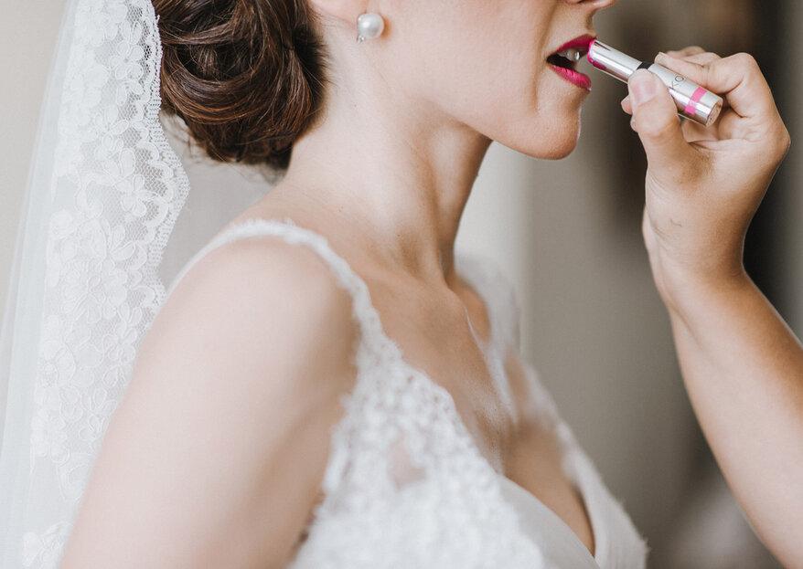 Cómo elegir el maquillaje para mi boda: 5 claves para ser la novia más espectacular