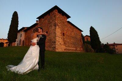 Elisa e Filippo, uno splendido matrimonio baciato dal sole