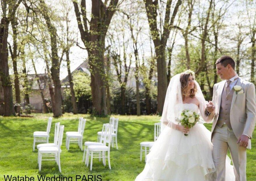 La plus belle des cérémonies laïques pour un mariage réussi dans ces domaines