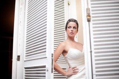 Casamento de Renata e Antonio: lágrimas de emoção e alegria contagiante