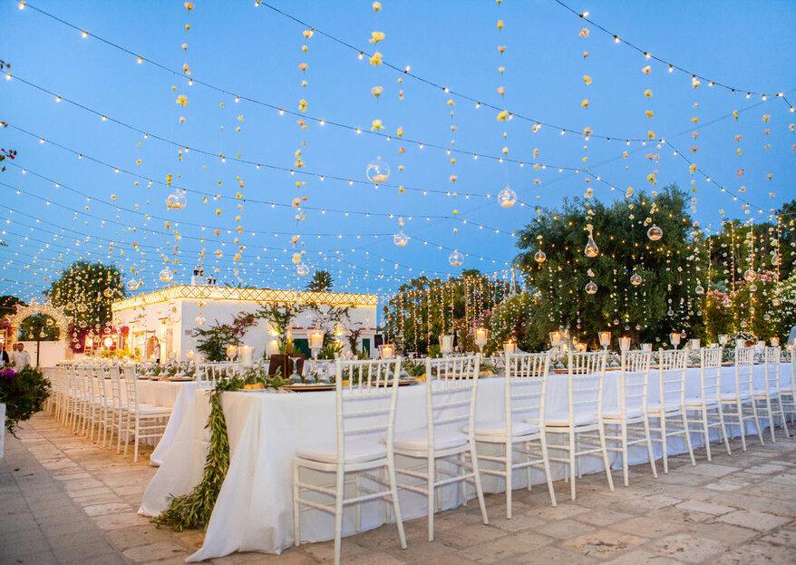 Masseria San Nicola Savelletri: sentirsi a casa nel giorno delle nozze in qualsiasi stagione dell'anno