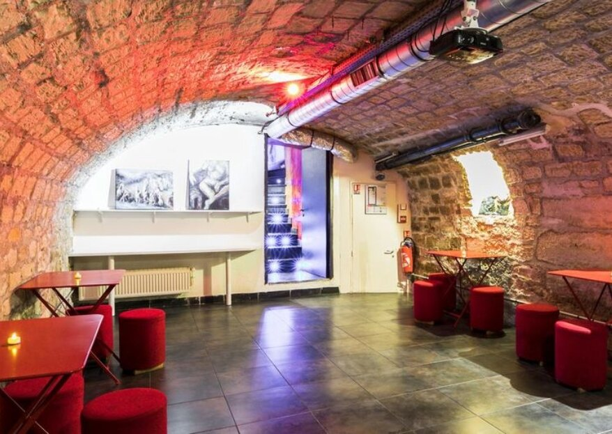 Le Macareux : un espace de réception atypique et singulier en plein cœur de Paris