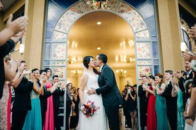 Marília + Luan: From Childhood Sweethearts to Lifelong Soulmates - A Sentimental Real Wedding in São Paulo
