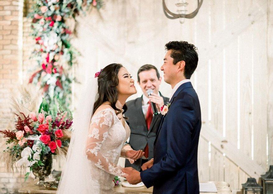 Eu Caso Vocês Celebrações | Mauricio Macri: a escolha perfeita para casais que sonham com uma celebração personalizada, recheada de sentimento e naturalidade