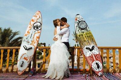 Самые оригинальные идеи для тематических свадеб от наших экспертов
