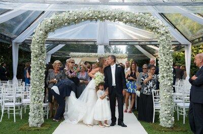 La magia di un sogno d'amore: le nozze di Diletta e Francesco