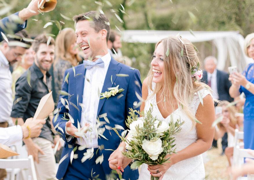 Las fotografías de boda más simpáticas que te harán reír cada vez que las veas