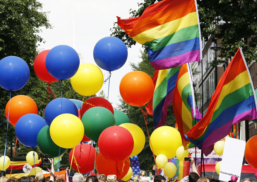 ¡Feliz Día del Orgullo LGBT+!