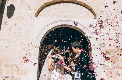 Cómo decorar el banquete de tu boda: 8 aspectos que no debes olvidar