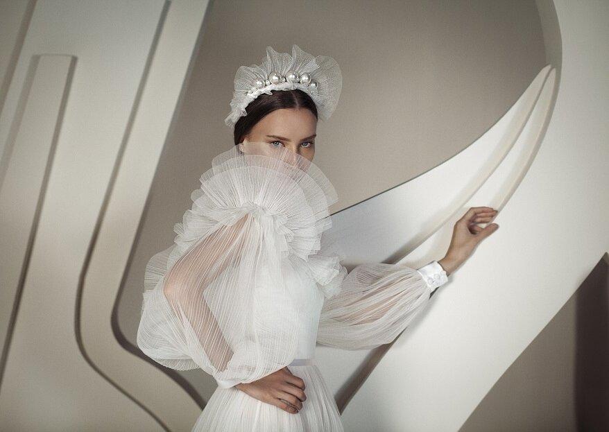 Alon Livne White 2020 : une collection empreinte de caractère et de féminité à découvrir au Printemps Haussmann