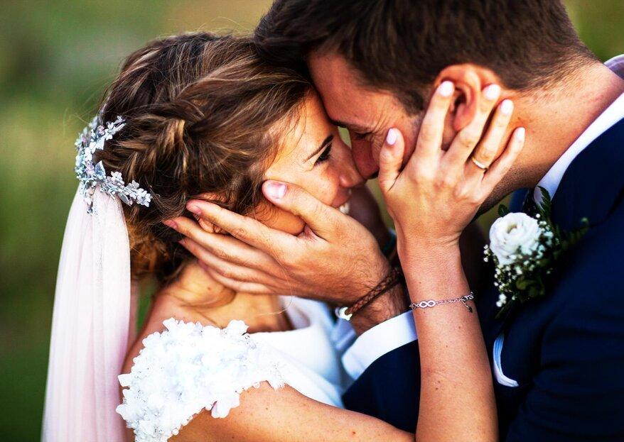 La calidad y experiencia de Instantánea & Tomaprimera: lo que buscan los novios para un reportaje de boda perfecto
