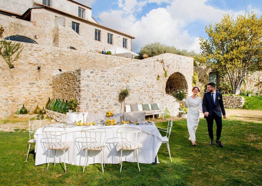 10 location speciali dove organizzare le vostre nozze 2021...