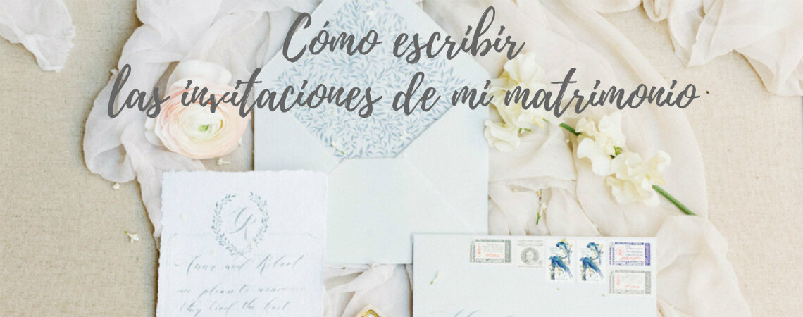 Cómo escribir las invitaciones de mi matrimonio. ¡No te pierdas ningún detalle, cada paso es esencial!