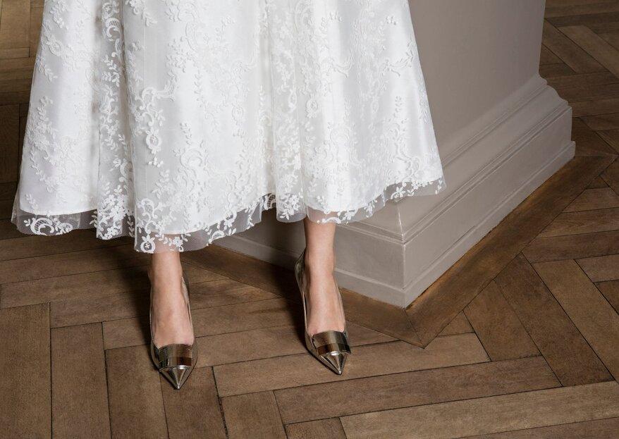 die Manufaktur: Massgeschneiderte Brautkleider aus dem Couture-Atelier in St. Gallen