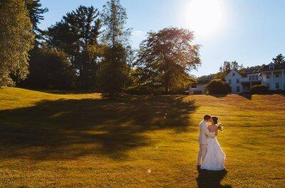 Casamento judaico de Renata & Elie: cerimônia internacional no fim da tarde em NY!