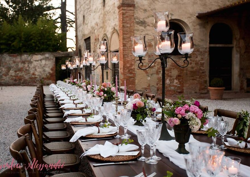 Destination Italy 2021: Decoration Trends and Tips from Wedding Planners
