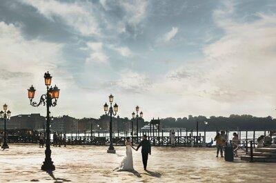 I migliori fotografi per matrimonio a Venezia