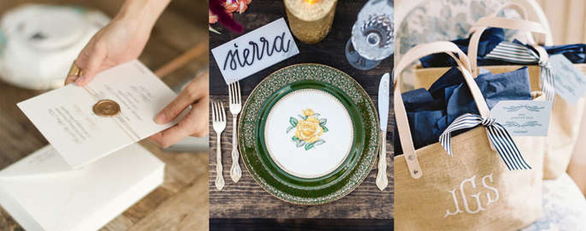 Creativas ideas en papel para decorar tu boda con estilo