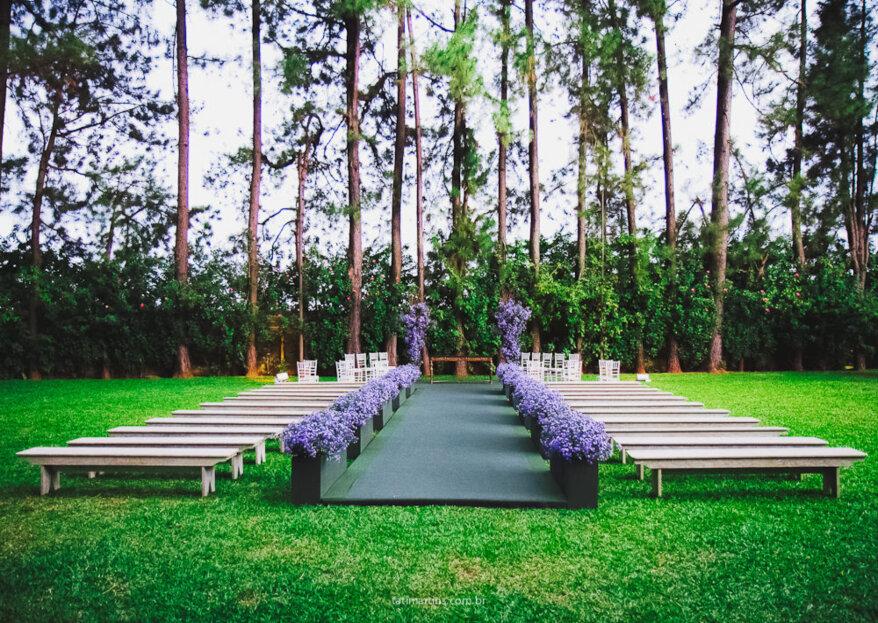 Locais para casamento em Ribeirão Preto: os 8 melhores!