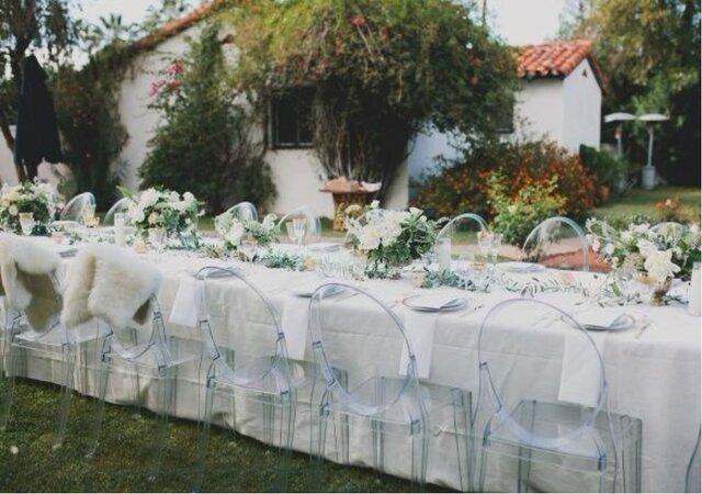 ¿Conoces los tipos de mesas para bodas que existen? Descubre cuál es la más adecuada para tu matrimonio
