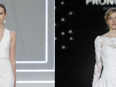 I tessuti più belli degli abiti da sposa 2017: di quale ti innamorerai?