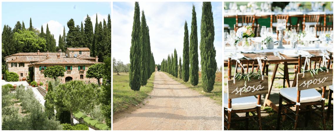Traumhochzeit in der Toskana - Insidertipps einer Hochzeitsplanerin