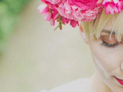 Penteados para noiva: saiba quais os melhores estilos para tirar partido do seu tipo de rosto