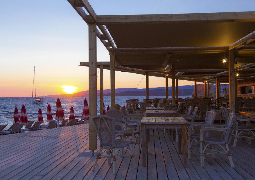 Restaurant Le Goeland : paysage idyllique, mets délicieux et moments uniques