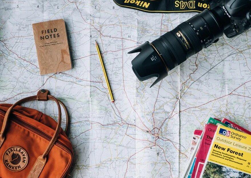 Die 5 schönsten Flitterwochen-Ziele für diesen Winter